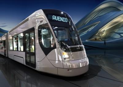 Qatar Tram System