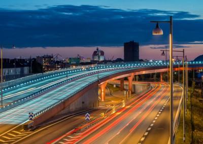 The Partihall Bridge